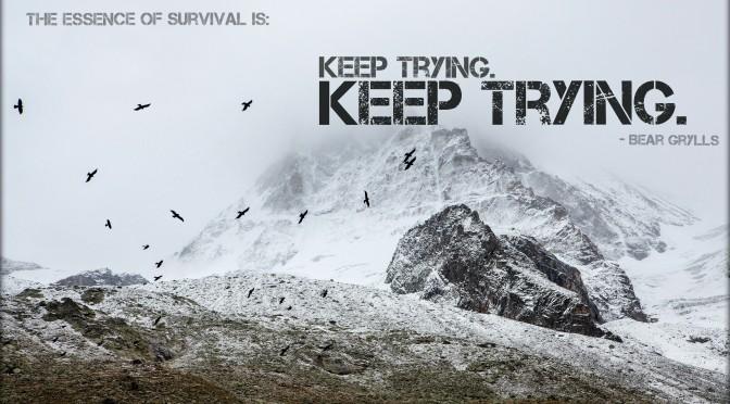 Ch.16 – Survival