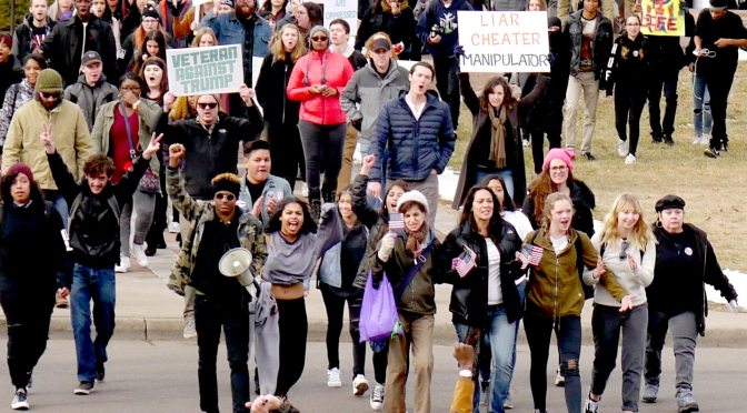 Inauguration Day Nat'l Day of Protest Denver CO
