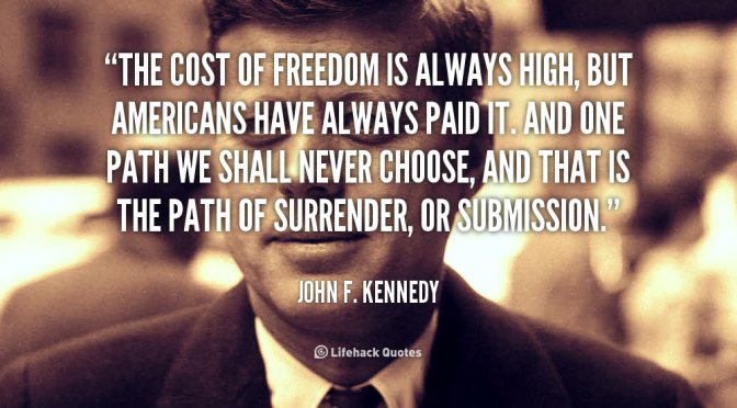 Freedom Quote of the Day #27